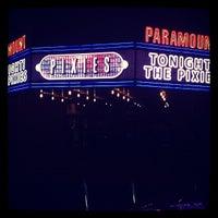 Photo taken at The Paramount by Idan C. on 11/6/2011