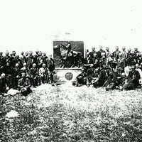 Photo taken at 9th New York Cavalry monument by CJ W. on 10/21/2011