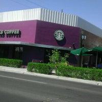Photo taken at Starbucks by Petey P. on 5/19/2012