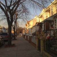 Photo taken at Ozone Park, NY by Daniel R. on 12/26/2011