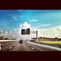 Photo taken at Atlantic Ave by HipNerd_Kat 🚀 on 7/10/2012