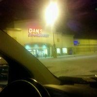 Photo taken at Dan's Supermarket by Ozren D. on 11/20/2011