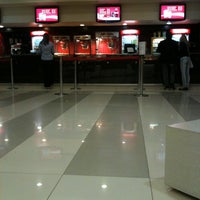 Photo taken at GNC Cinemas by Cezinha A. on 9/11/2011