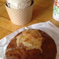 Photo taken at Hanalei Coffee Roasters by Michelle on 7/1/2012