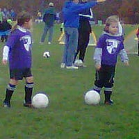 Photo taken at Berwick Soccer Complex by Russell B. on 11/13/2011