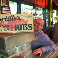 Photo taken at Portillo's by Brian N. on 5/1/2012