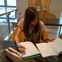 Photo taken at Study Area - 2nd Fl. by Aorn-arin R. on 8/14/2012