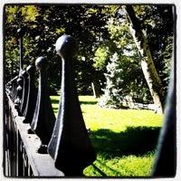 Photo taken at Van Vorst Park by Tim D. on 9/29/2011