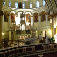 Photo taken at St. Mary of Perpetual Help Parish by Janet B. on 7/24/2011