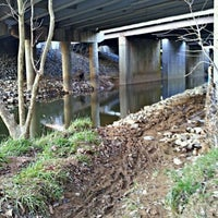 Photo taken at Cross County Connector Trail by Janet C. on 12/10/2011