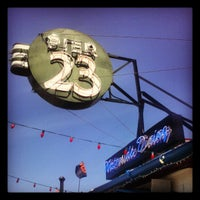 Photo taken at Pier 23 Cafe by Brien W. on 5/11/2012