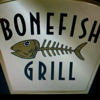 Photo taken at Bonefish Grill by Mary R. on 8/16/2012
