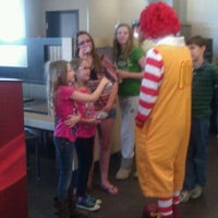 Photo taken at McDonald's by Cherrie C. on 3/20/2012