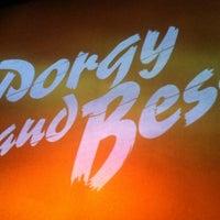 Photo taken at Porgy & Bess on Broadway by Lara Z. on 7/14/2012