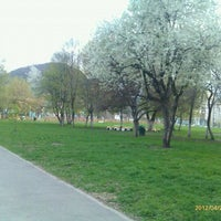 Photo taken at Parcul Centrul Civic by Cristina P. on 4/22/2012