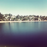 Photo taken at Silver Lake Reservoir by Miki R. on 8/5/2012
