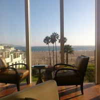 Photo taken at Loews Santa Monica by Marco C. on 8/9/2012