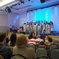 Photo taken at Igreja Adventista do Sétimo Dia - Nova Semente by Cristiano R. on 9/1/2012