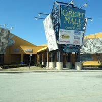 Photo taken at The Great Mall of the Great Plains by Jaye P. on 3/9/2012