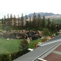 Photo taken at Four Seasons Hotel Westlake Village by James H. on 3/16/2012