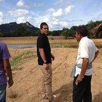 Photo taken at เจริญสุขฟาร์ม(ฟาร์มกุ้ง) by Khumracha S. on 6/30/2012