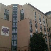 Photo taken at MAXX Hotel Jena by John 忠威 Hans D. on 7/28/2012