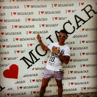 Photo taken at I Love Mojacar by Luismi A. on 8/11/2012
