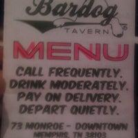 Photo taken at Bardog Tavern by Markus U. on 6/25/2012