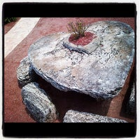Photo taken at Coral Castle by Sady M. on 6/19/2012