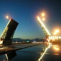 Photo taken at Palace Bridge by Lesy V. on 6/9/2012