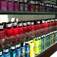 Photo taken at Nails L'mour by susieschmoozee on 9/7/2012