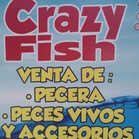 Photo taken at Crazy Fish by Sergio on 6/30/2012