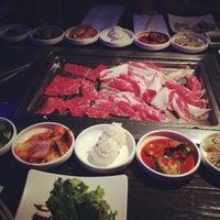 Photo taken at Gen Korean BBQ House by Jason J. on 8/31/2012