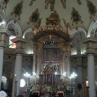 Photo taken at Basílica Nuestra Señora de Chiquinquirá by ADRIAN C. on 8/5/2012