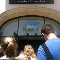 Photo taken at Mendocino Farms by Beth S. on 6/3/2012