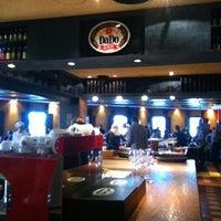 Photo taken at Dado Bier Restaurante by El A. on 5/13/2012