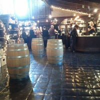 Photo taken at Mount Palomar Winery by Rachelle M. on 2/24/2012