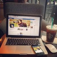 Photo taken at Starbucks by MOHD SABRI A. on 8/31/2012