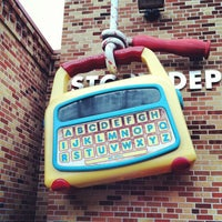 Photo taken at Pixar Place by Reedy Creek Radio.Com T. on 7/11/2012