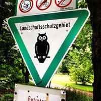 Foto tomada en Volkspark Rehberge por Benjamin F. el 7/8/2012