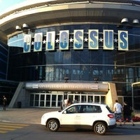 Photo taken at Cinéma Colossus Laval by Don M. on 7/8/2012