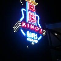 Photo taken at B.B. King's Blues Club by Matt W. on 8/19/2012