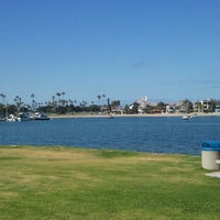 Photo taken at Mission Bay Park by Melissa D. on 6/5/2012