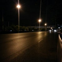 Photo taken at Rama II Road by ผู้ชาย ห. on 8/24/2012