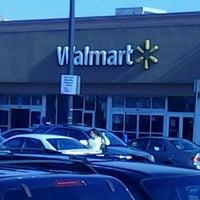 Photo taken at Walmart Supercenter by Kenny H. on 2/18/2012