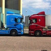 Photo taken at Standplaats Fondek Transport (FDT) by Remco O. on 6/14/2012