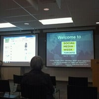 Photo taken at SAS Institute (Canada) Inc. by Natalie H. on 2/14/2012
