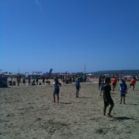 Photo taken at Fiesta Island by Jason L. on 4/28/2012