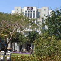 Photo taken at FIU - University Park Campus by Sylvia R. on 4/4/2012