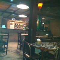 Photo taken at Atobá - Pizza & Bar by Wesley G. on 3/3/2012